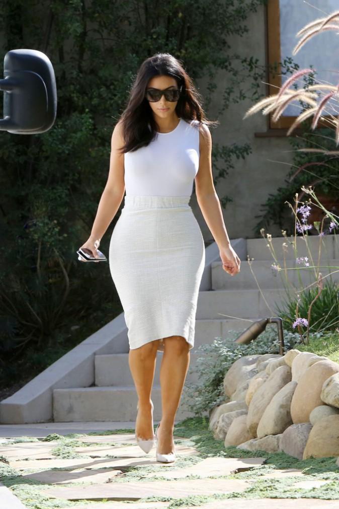 Photos : Kim Kardashian : quand elle est de sortie, c'est tata Khloe qui veille sur North !