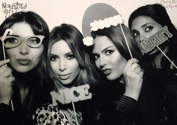 On s'éclate chez les Kardashian-Jenner !