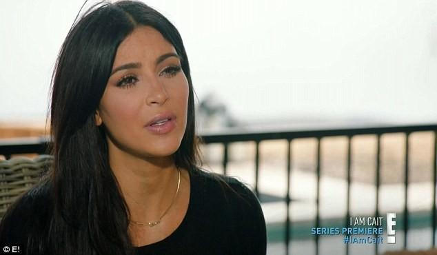 Kim Kardashian dans I am Cait