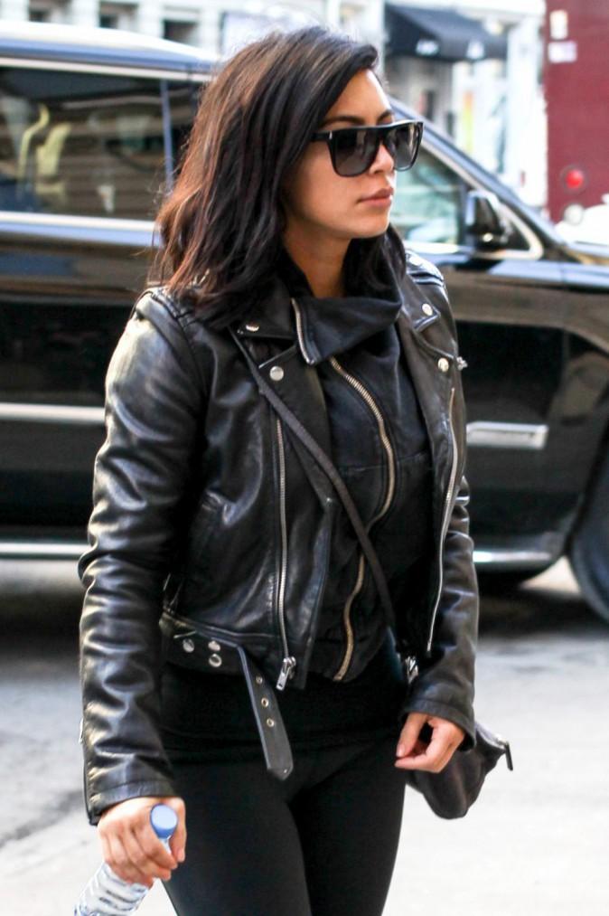 Photos : Kim Kardashian : sa maladie de la peau ressurgit !