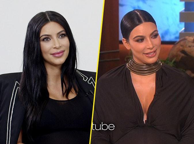 Kim Kardashian pour Ellen Degeneres