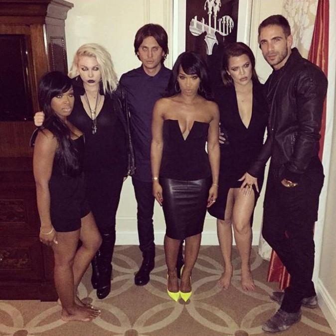 L'anniversaire de Kim Kardashian à Las Vegas le 24 octobre 2014