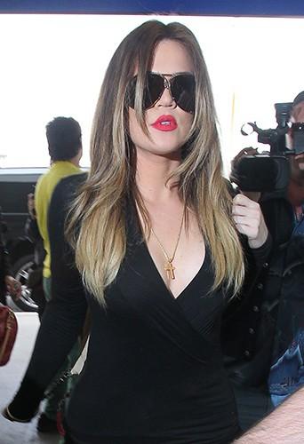 Khloé Kardashian à Los Angeles le 11 mars 2014