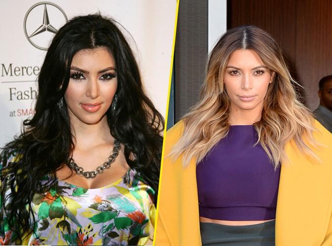 Photos : Kim Kardashian : son étonnante transformation physique de 2007 à aujourd'hui !