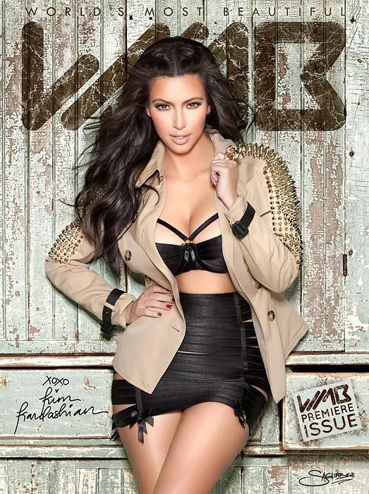 Kim a mis le paquet pour cette expérience inédite !