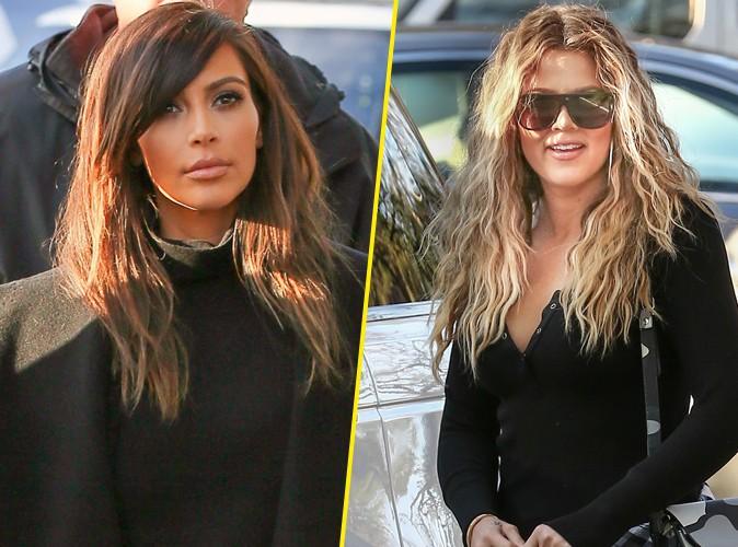 Kim Kardashian : terne, elle se fait voler la vedette par une Khloé super sexy !