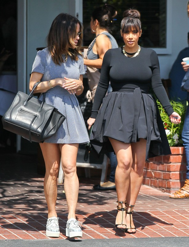 Kim Kardashian, West Hollywood, 22 mars 2013.