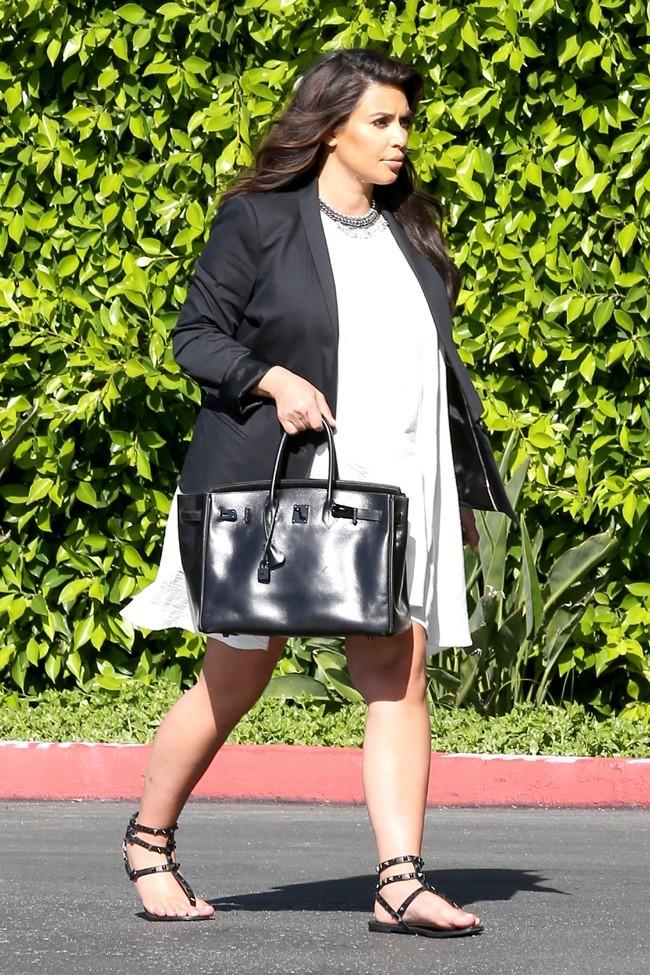 Kim Kardashian à Los Angeles le 28 mai 2013