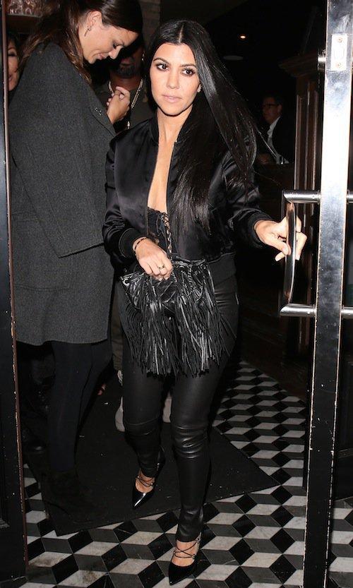 Photos : Kim Kardashian : un look raté pour l'anniversaire de l'ultra sexy Kendall Jenner !