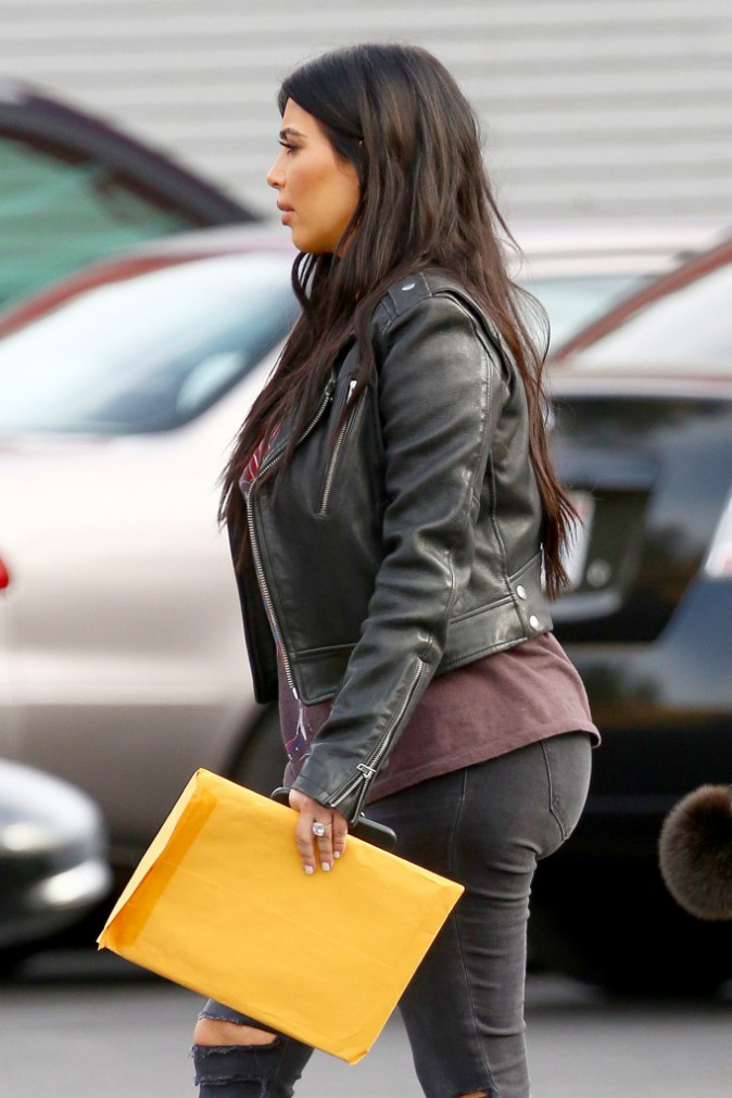 Kim Kardashian le 1er juillet 2015