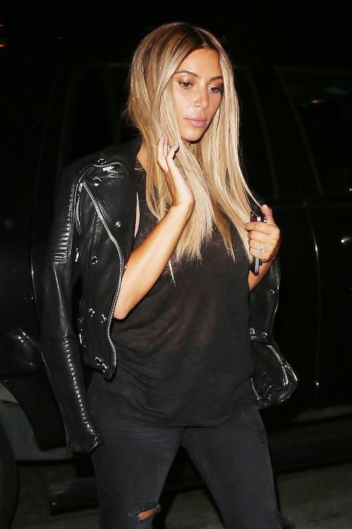 Photos : Kim Kardashian vs Kris Jenner : mère et fille et copies conformes !
