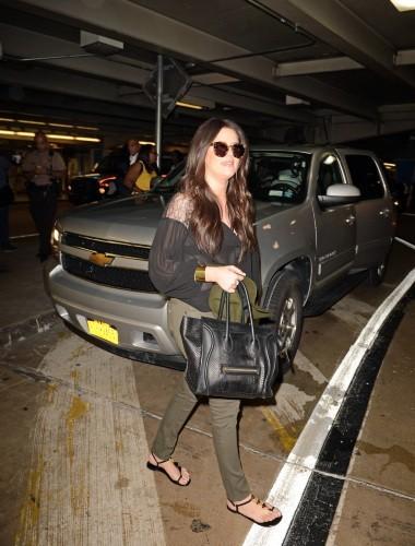 Khloe Kardashian, Miami, 15 septembre 2012.
