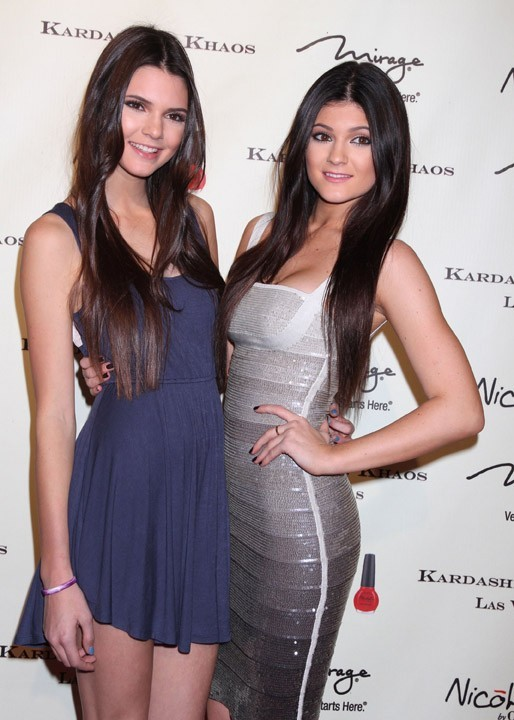 Kendall et Kylie Jenner, deux ados bombesques !