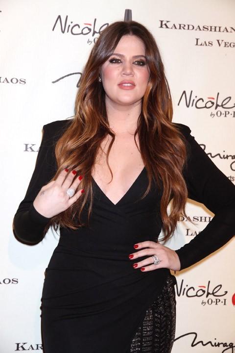 Khloe Kardashian, au top quand elle est pomponnée !