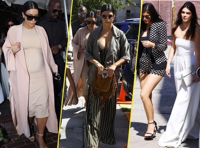 Photos: Kim, Kourtney, Kylie, Kendall : défilé de bombes Kardashian pour un jour spécial !