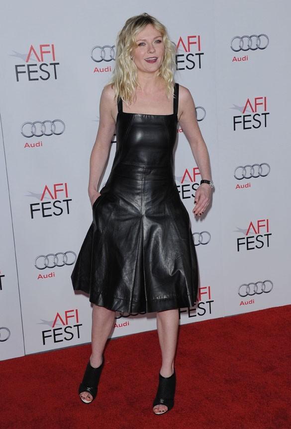 Le nouveau style de Kirsten Dunst !