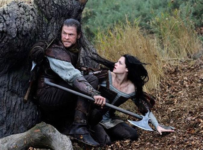 Photos : Kristen Stewart dans Blanche Neige et le chasseur