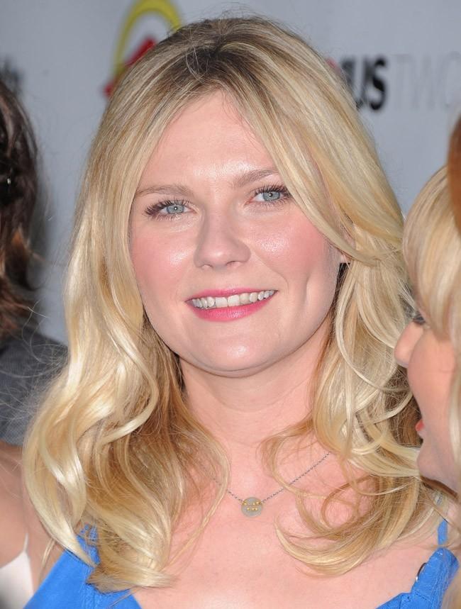 Kirsten Dunst le 23 août 2012 à Los Angeles