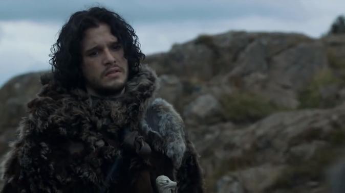 Kit Harington est-il plus sexy en Jon Snow mystérieux dans Game of Thrones ?