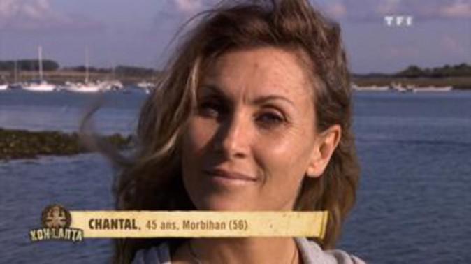 Chantal au début de l'aventure