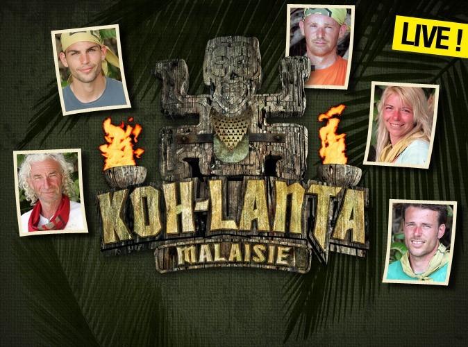 Koh Lanta Malaisie : la finale commence !