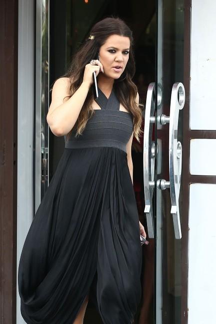 Khloe Kardashian le 25 mars 2013 à Los Angeles