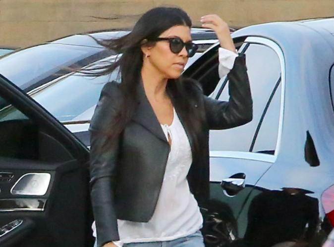 Kourtney Kardashian : belle déclaration et dîner en amoureux pour l'anniversaire de Scott !