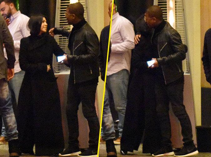 Photos : Kourtney Kardashian enlace un mystérieux inconnu, la saga amoureuse continue !