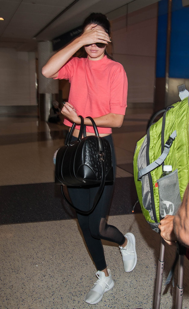 Kendall Jenner à Los Angeles le 25 juillet 2016