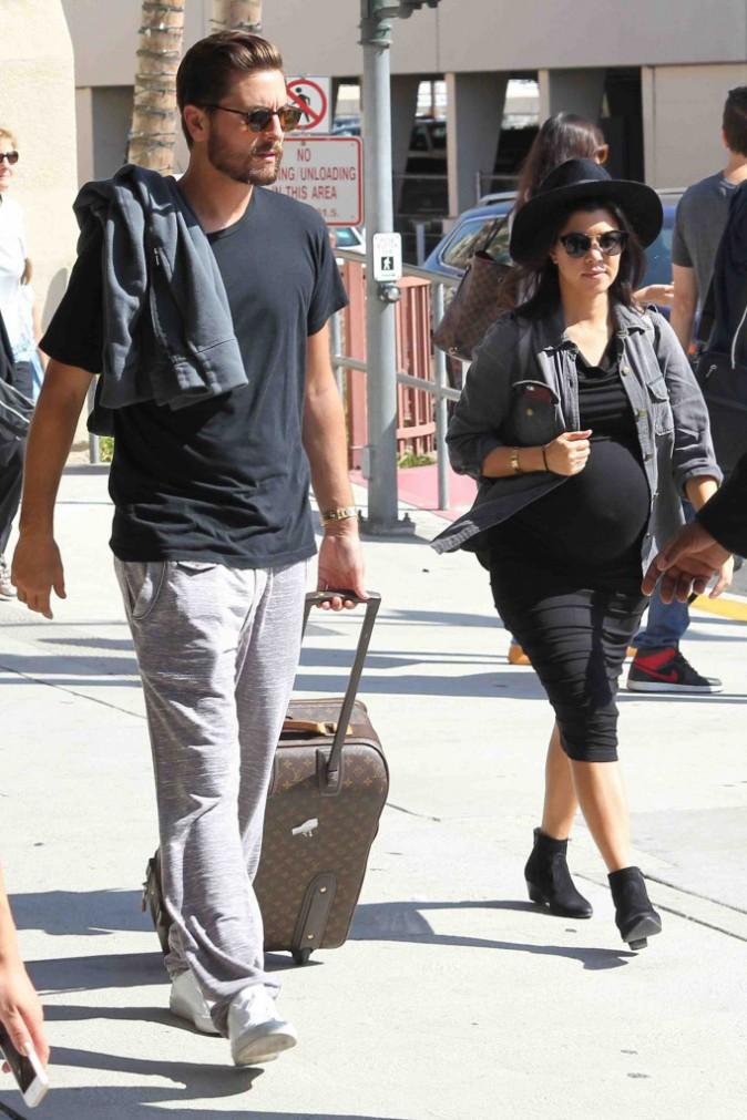 Kourtney Kardashian et Scott Disick : découvrez quels seront leurs costumes pour Halloween !