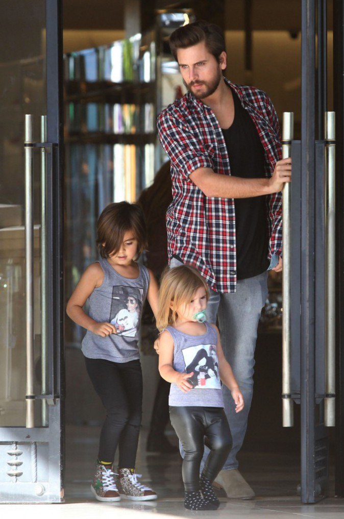 Photos : Kourtney Kardashian et Scott Disick : ils ne dorment plus ensemble depuis... 5 ans !