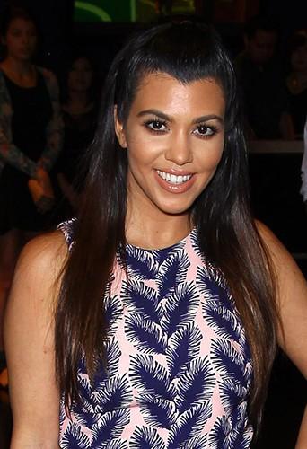 Kourtney Kardashian à Las Vegas le 12 avril 2014