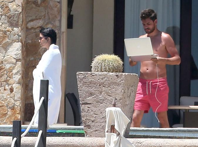 Kourtney Kardashian et Scott Disick à Los Cabos le 19 avril 2014
