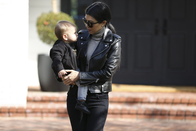 Photos : Kourtney Kardashian : Reign a bien grandi !