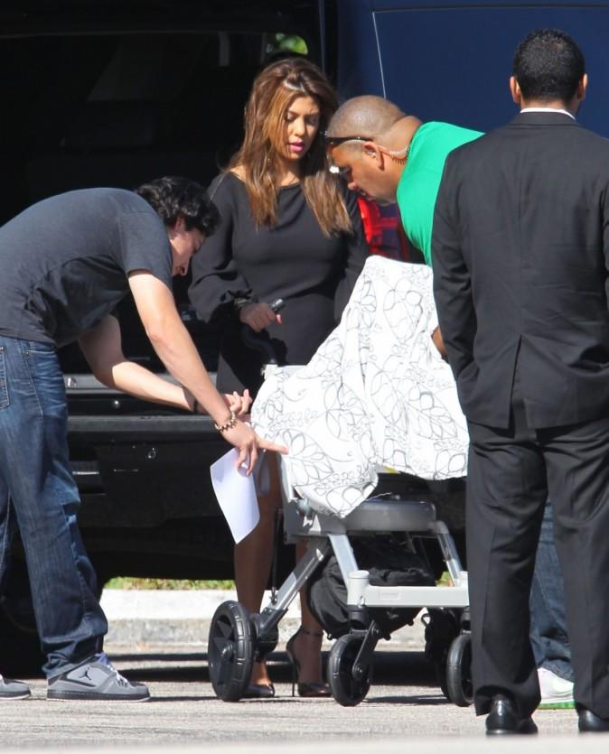 Kourtney Kardashian, Miami, 16 octobre 2012.