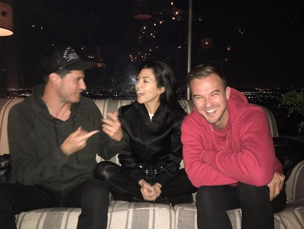 Photos : Kourtney Kardashian : Scott Disick est de toutes ses sorties!