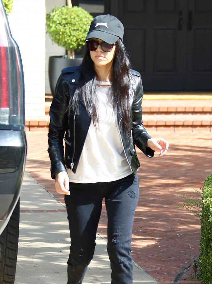 Photos : Kourtney Kardashian : ses enfants, toujours aussi craquants !