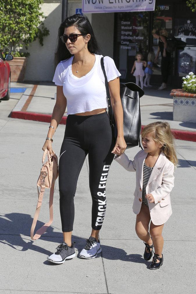 """Photos : Kourtney Kardashian : seul un """"miracle"""" pourrait la réconcilier avec Scott !"""