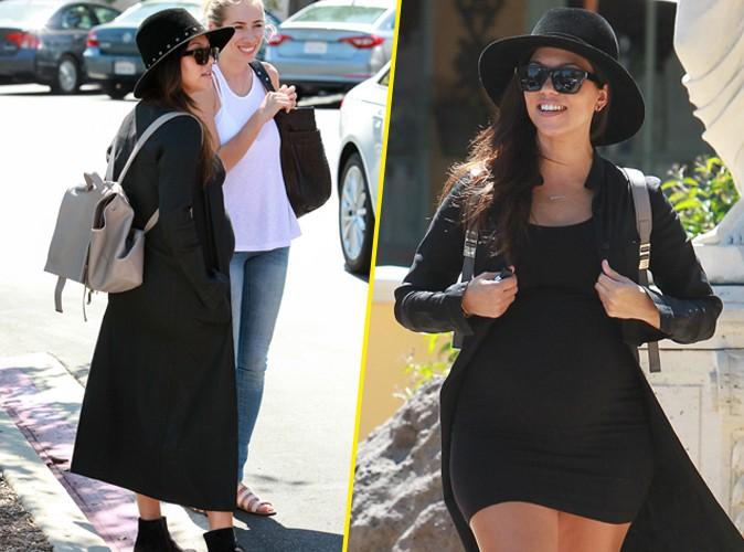 Kourtney Kardashian : une femme enceinte sexy et styl�e !