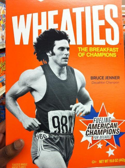 Bruce Jenner l'athlète !