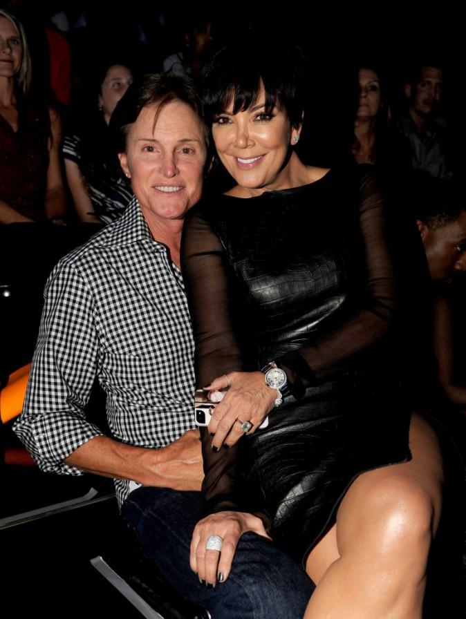 Kris et Bruce Jenner