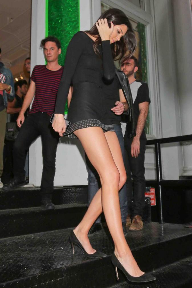 Kris et Kendall : chez les Jenner, plus c'est court plus on aime !