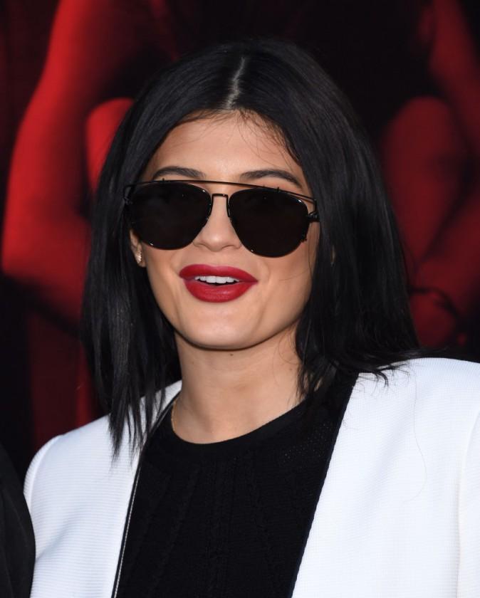 Kylie Jenner le 7 juillet 2015