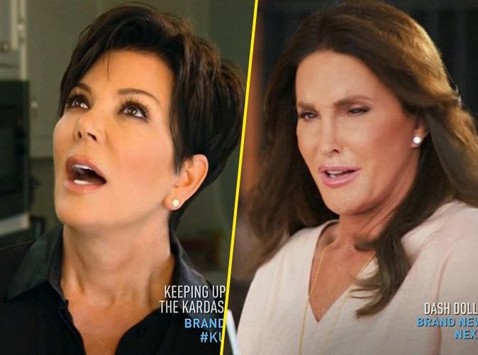 Kris Jenner insulte Caitlyn Jenner