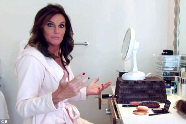 Caitlyn Jenner dans le documentaire E!