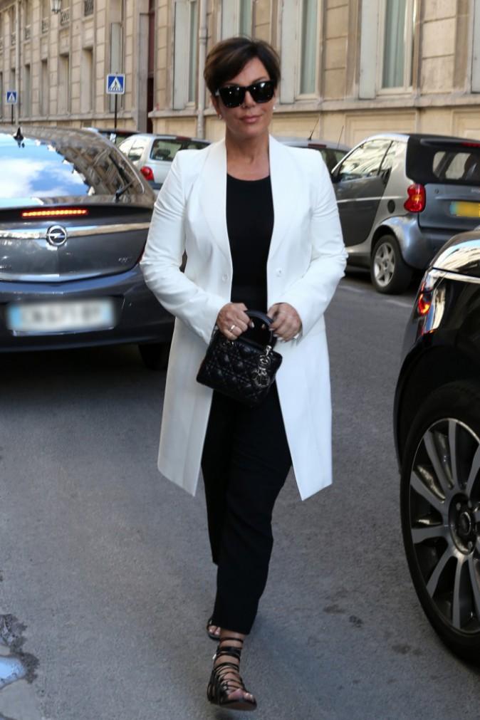 Kris Jenner le 12 juin 2015