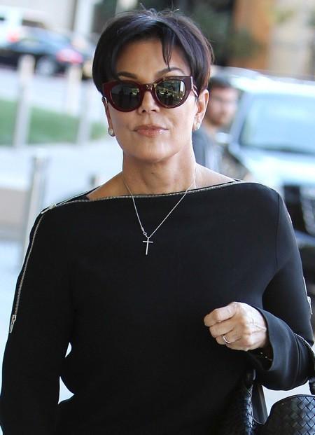 """Photos : Kris Jenner : la momager donne sa bénédiction à Kendall :""""Harry Styles est quelqu'un de bien !"""""""