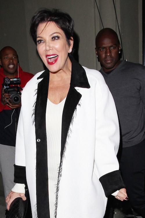 Photos : Kris Jenner : son toy boy, Corey Gamble, toujours dans son ombre !