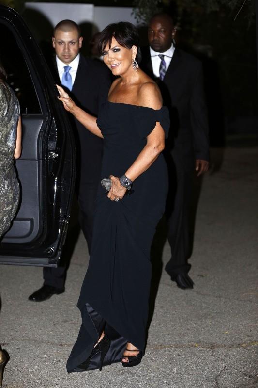 Kris Jenner le 16 juin 2013 à Los Angeles