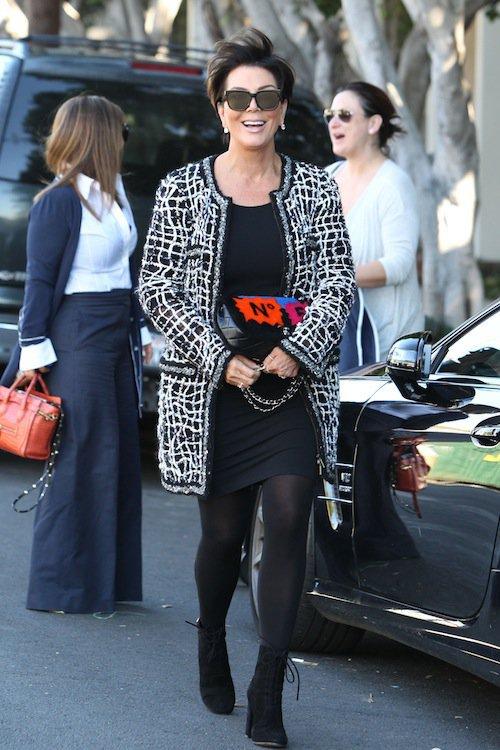 Photos : Kris Jenner : une Momager comblée pour ses 60 ans !